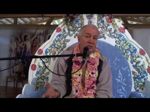 Шримад Бхагаватам 1.8.22 - Чайтанья Чандра Чаран Прабху