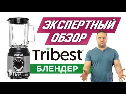 Экспертный обзор блендера Tribest Dynablend Clean DB-950