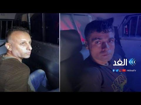 الاحتلال يعتقل اثنين من الأسرى الفارين من سجن جلبوع في الناصرة