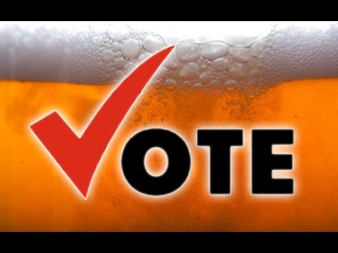 2016 Election and Beer: The Candidate You SHOULD NOT Vote For!