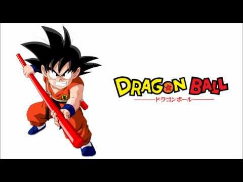 Sigla Dragon Ball (BASE MUSICALE) 1° Serie