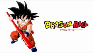 Sigla Dragon Ball (BASE MUSICALE) 1° Serie