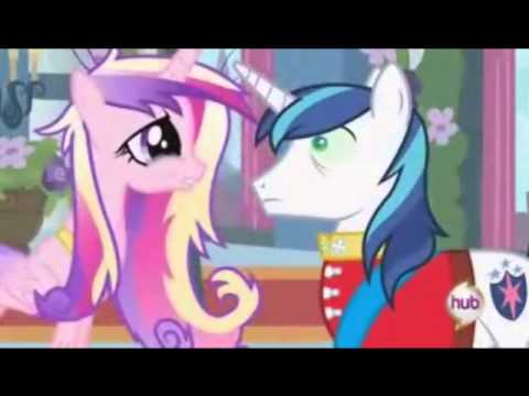 My Little Pony - Cadence And Shining Armor: Ginuwine Pony