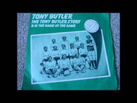 Tony Butler UK Local Radio Presenter