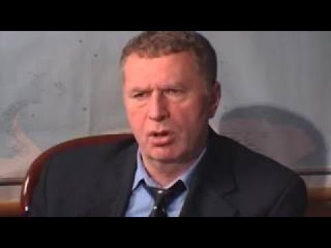 Vladimir Zhirinovsky about independent Kurdistan (English subs)