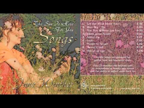 """""""Songs"""" Cd by Jane Winther (2007)"""