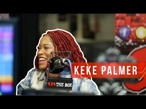 Keke Palmer Details Sexual Intimidation By R&B Singer,  New 'Bossy' Single, & More