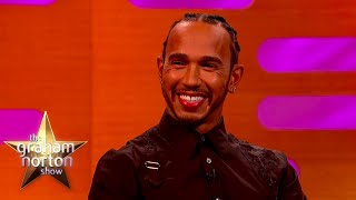 Lewis Hamilton On The Impact Of Being Number 1 In The F1 | The Graham Norton Show