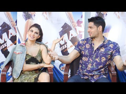 BOC Exclusive: Sidharth Malhotra And Jacqueline Fernandez Interview For A Gentleman