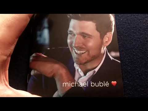 Unboxing!!! - Michael Bublé - Love - (Deluxe)