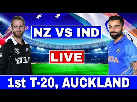 LIVE : India Vs New Zealand 2nd T20 | IND VS NZ Today Match Live Streaming | Nz vs Ind 2nd T20 Live