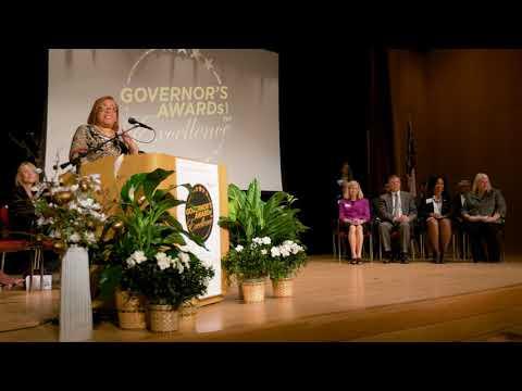 2017 Governor Awards Program