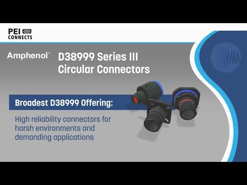 Tri-Start Amphenol TV-CTV Connectors | PEI-Genesis