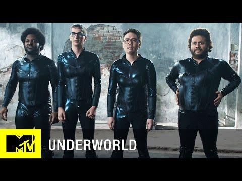 Underworld Fanboys Step Into Kate Beckinsale's Iconic Suit | 'Underworld: Blood Wars' (2017 Movie)