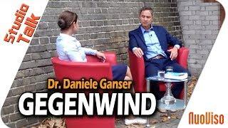 Gegenwind - Daniele Ganser im Gespräch mit Julia Szarvasy