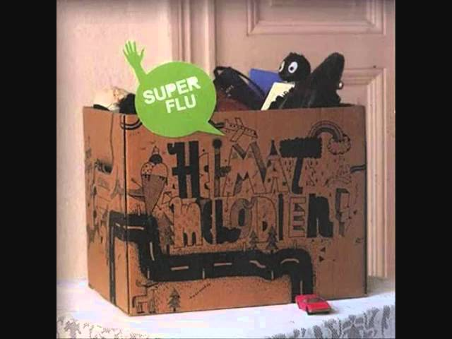 Super Flu - Poppycock