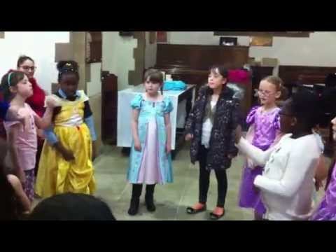Stage Talent Academy - Drama Exercise
