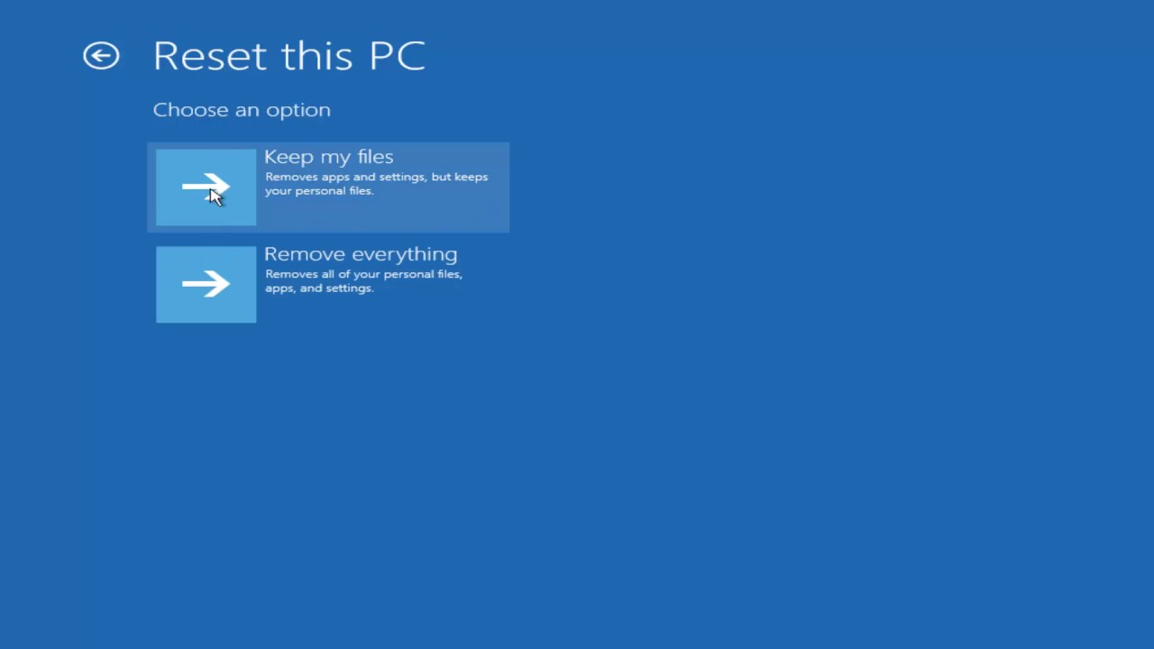 Preparing Automatic Repair Error In Windows 10 Fixed Youtube