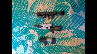 (4000 ПОДПИСЧИКОВ НА КАНАЛЕ) Собираем оружия из Lego (Самоделка # 27)