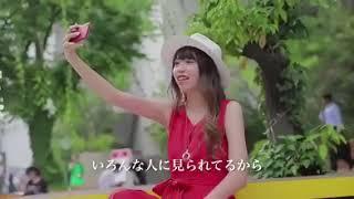 2018/07/16〜08/19 心斎橋OPAビジョンにて放映された、SHOWROOM広告モデ...