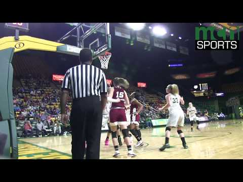 Full Highlights: George Mason Women's Basketball vs. University of Massachusetts (02/07/2018)