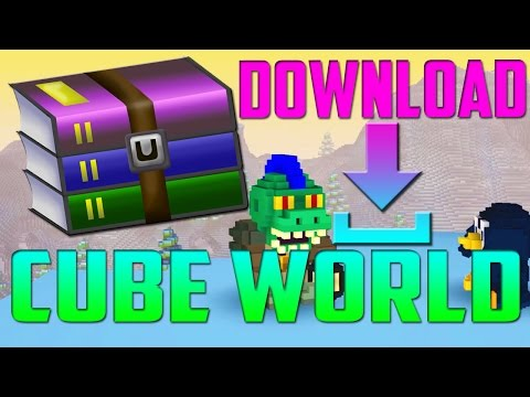 Cube World Free Download + Multiplayer + Mods from YouTube · High Definition · Duration:  6 minutes 13 seconds  · 2,000+ views · uploaded on 7/27/2013 · uploaded by Dynamite Thunda