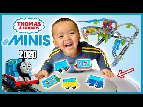 Thomas Minis 2020 Series 1 In Trucks | Who Will We Find? Thomas And Friends 2020 75th Anniversary