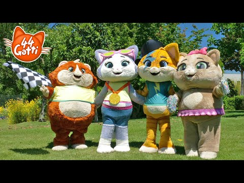 Tokyo 2020 | Le Olimpiadi Di 44 Gatti!