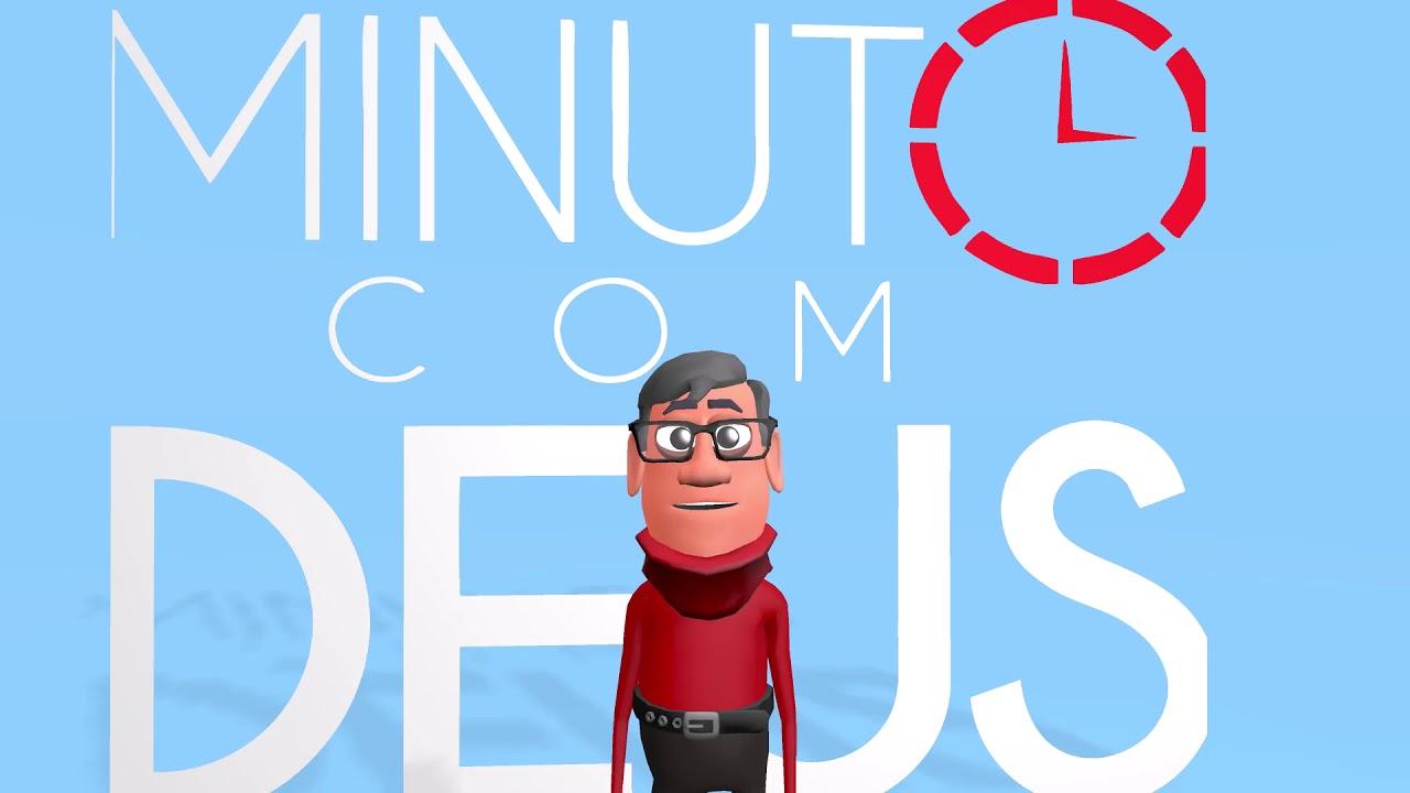 AGINDO COMO JESUS - Minuto com Deus