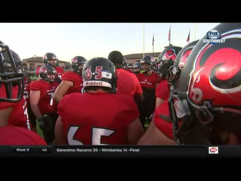 DQ Big Game of the Week: Kennedale vs. Mineral Wells