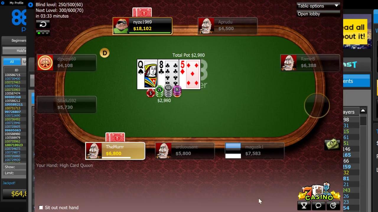 Poker Live Stream