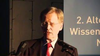 2. AWK 2016 - Prof. Dr. Schachtschneider - RECHTSSTAAT - Realität oder Schein?