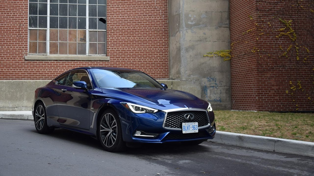 2017 infiniti q60 awd 300hp review youtube. Black Bedroom Furniture Sets. Home Design Ideas