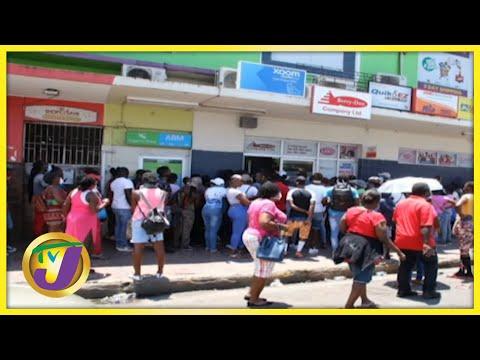 Jamaica's Lockdown Measures - Dennis Chung   TVJ Smile Jamaica