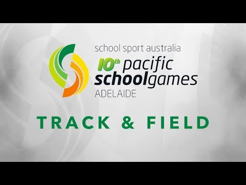 Pacific School Games - Track & Field
