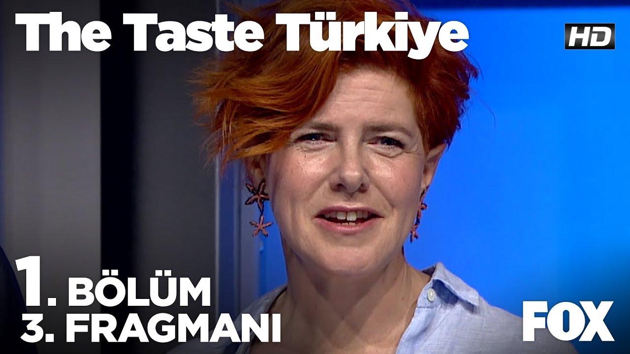 The Taste Türkiye 1. Bölüm 3. Fragmanı