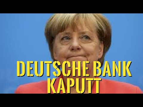 Deutsche Bank Meltdown $250 Trillion Debt -- Be Ready !!