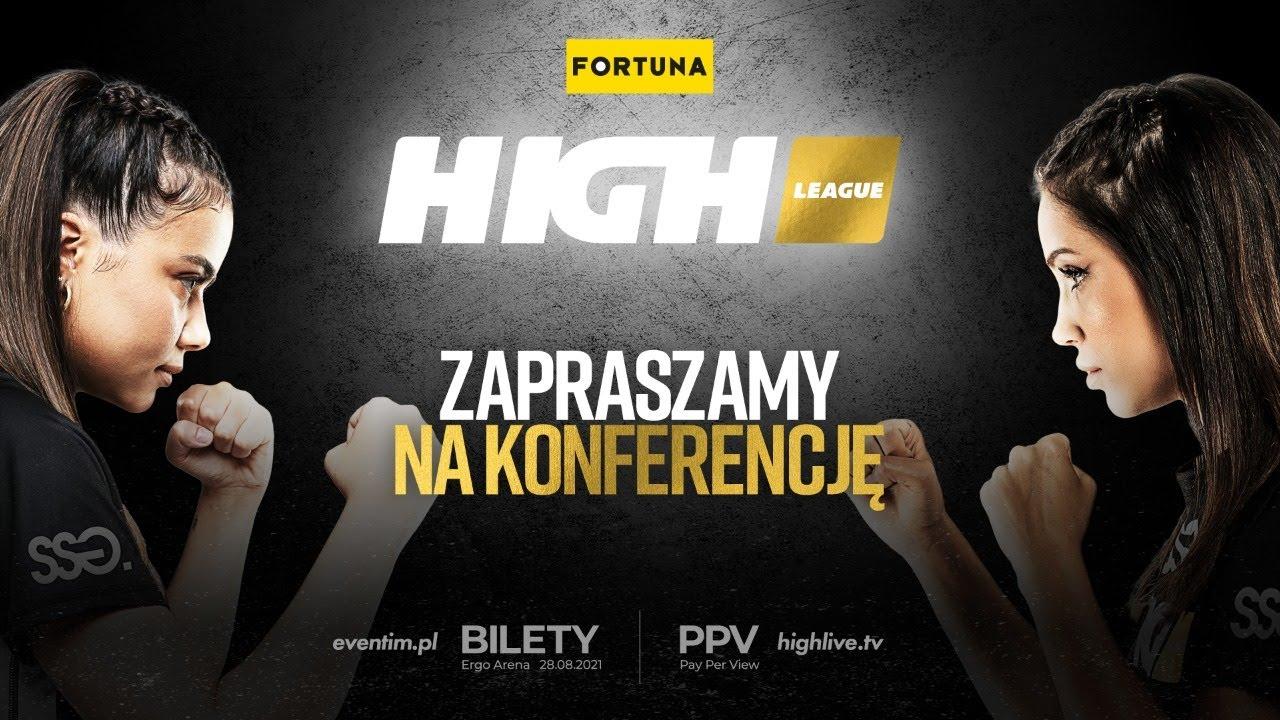 HIGH League - I Konferencja