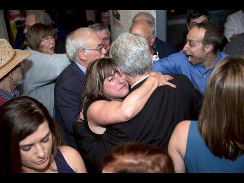 Former Bernie Delegate Flips Red District Blue