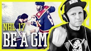 NHL 17 GM Franchise - Umzug, Team erstellen & neue Features (PS4, Deutsch, German)  | Tomy Hawk TV