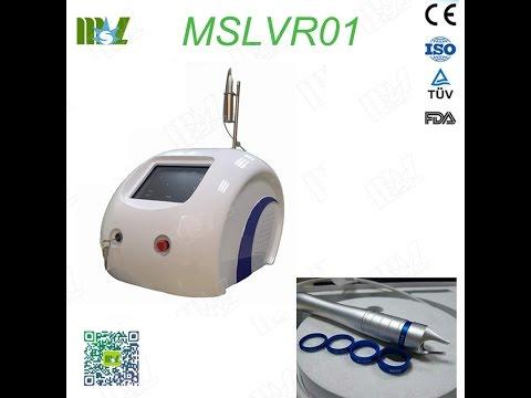 Newest Invention 980nm Laser Spider Vein Removal MSLVR01