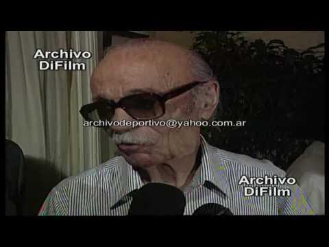 Sabato vs Bioy Casares - Candidatos Premio Nobel - DiFilm (1996)