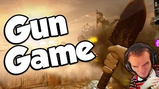 GUN GAME in MWR! (Call of Duty: Modern Warfare Remastered Gun Game)