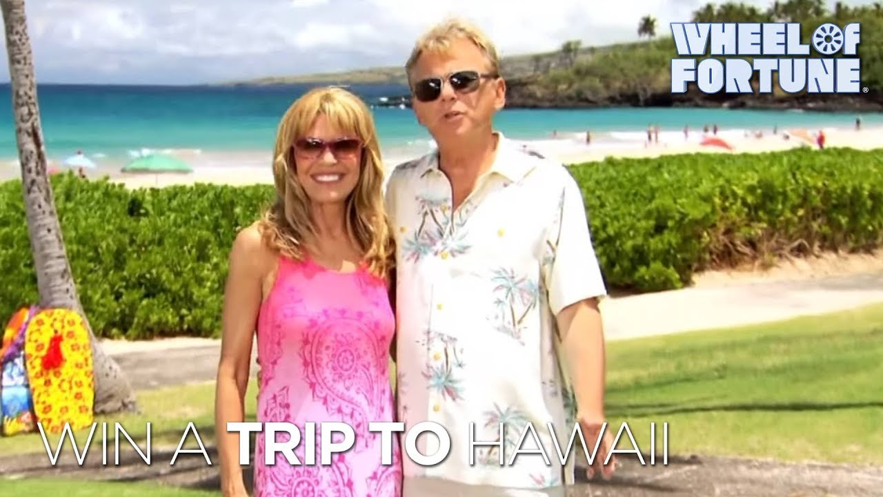 Wheel of fortune hawaii trip sweepstakes