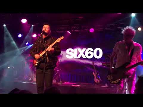 Six60 - Special & Rolling Stone (Live in Paradiso Amsterdam 2017-11-14)