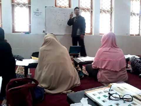 Belajar Bahasa Arab Ibu ibu Majlis Taklim BaitulBashiir permata puri 1