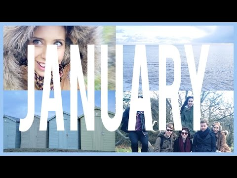 JANUARY | Time of The Month