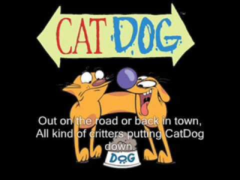 CatDog theme tune with Lyrics