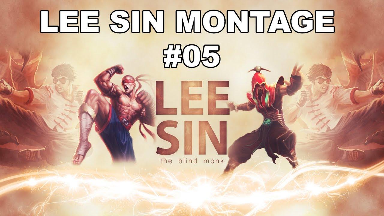 Tuyển tập highlight Lee Sin đặc sắc của Sick Rischat