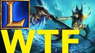 Nami ULT SPAM (Bug) - League of Legends